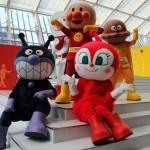 アンパンマンミュージアムで誕生日♪in横浜★