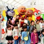 仙台アンパンマンミュージアムで誕生日を祝う♪