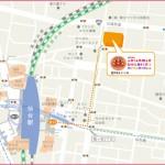 アンパンマンミュージアム仙台までの地図はこちら♪